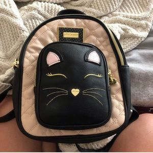 Betsey Cat Backpack